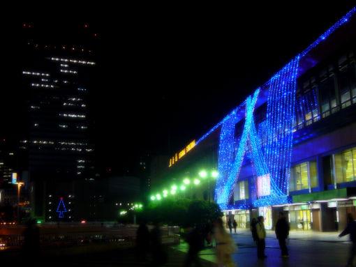 仙台駅のイルミネーション.jpg