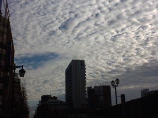 新潟、朝。