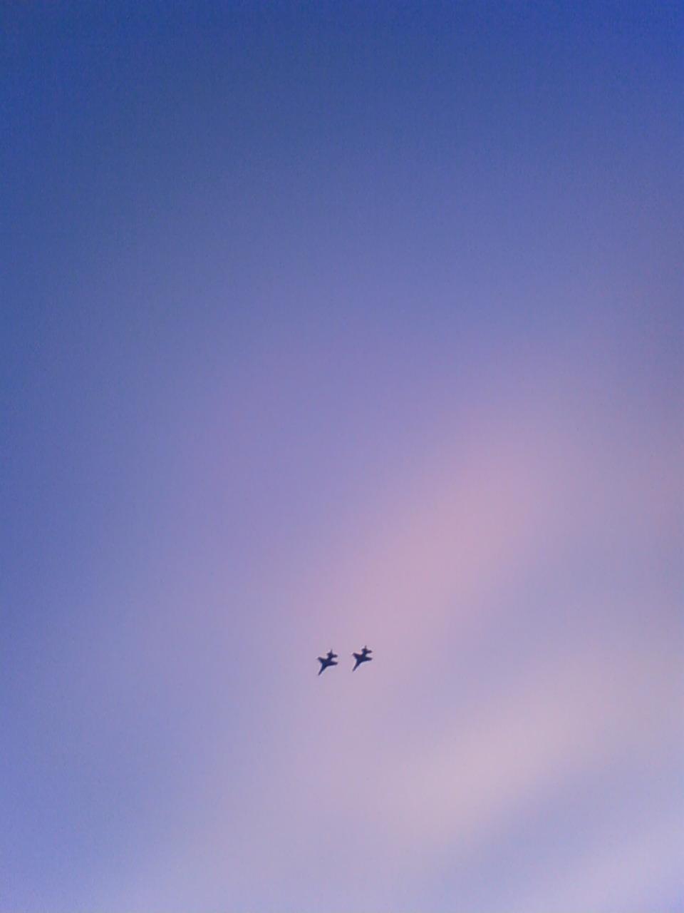空を自由自在